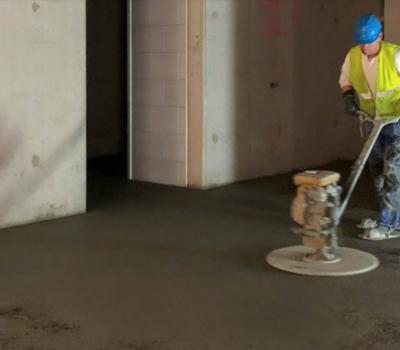 CC Steur Zandcement dekvloeren aanleggen